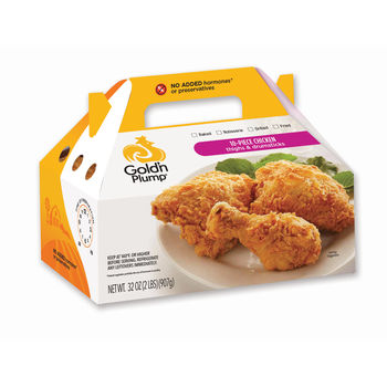 Deli 10 Piece Chicken Dark